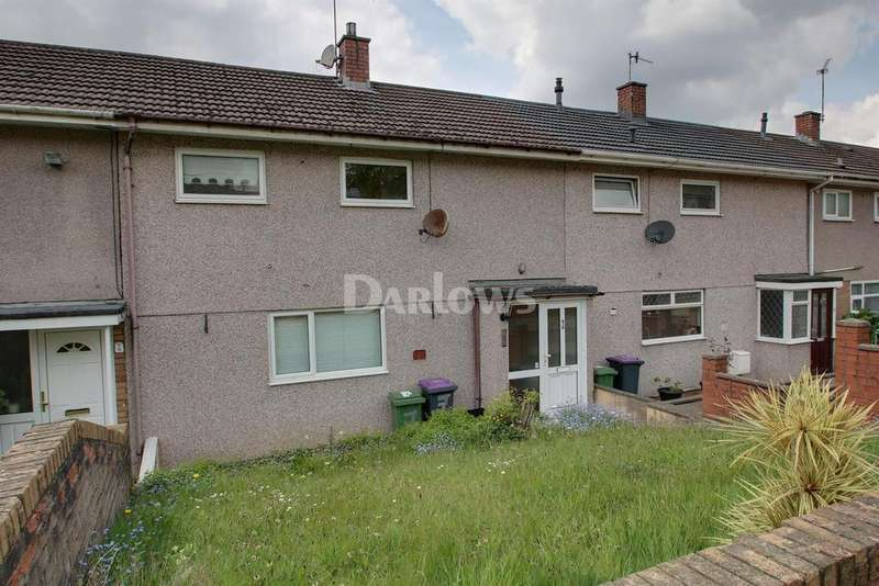 2 Bedrooms Terraced House for sale in Steepfield, Croesyceiliog, Cwmbran, NP44