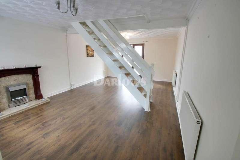 2 Bedrooms Terraced House for sale in Vale Terrace, Georgetown, Tredegar, Blaenau Gwent