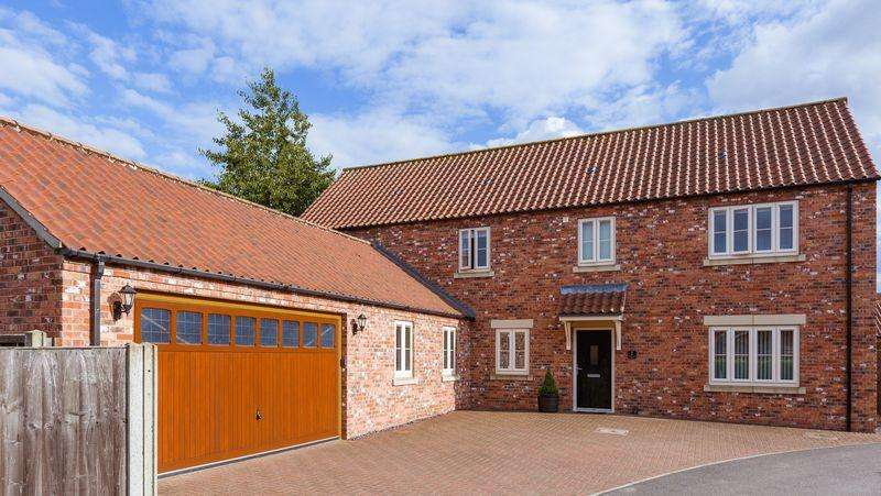 5 Bedrooms Detached House for sale in Morton