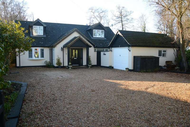 5 Bedrooms Detached House for sale in Forest Road, Warfield