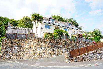 5 Bedrooms Detached House for sale in St Austell, Cornwall, Uk