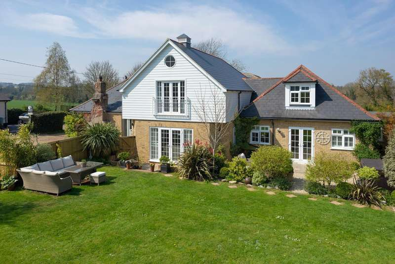6 Bedrooms Detached House for sale in Dean Holme, Flax Court Lane, Eythorne, CT15