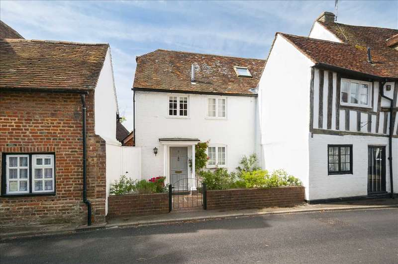 3 Bedrooms Cottage House for sale in Market Place, Charing