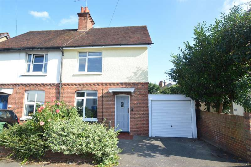 3 Bedrooms Semi Detached House for sale in Cordwallis Road, Maidenhead, Berkshire, SL6