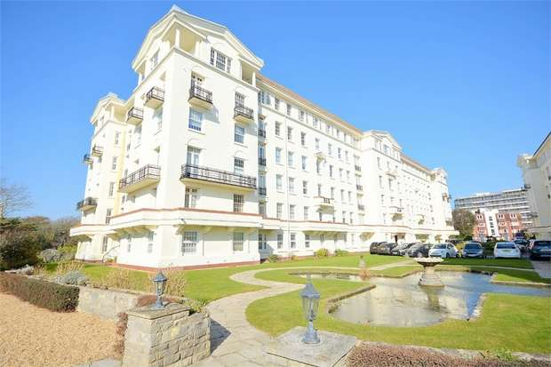 3 Bedrooms Flat for sale in Bath Hill Court, Bath Road, Bournemouth