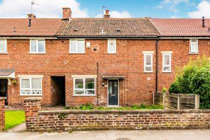3 Bedrooms Terraced House for sale in Hassop Road, Reddish, Stockport, Cheshire