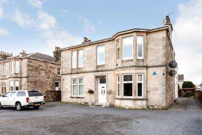 2 Bedrooms Flat for sale in Prestwick Road, Ayr