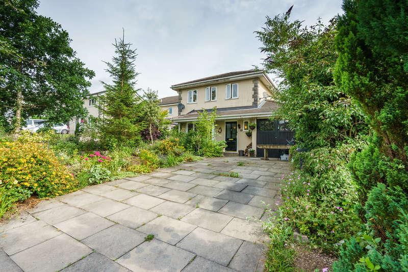 4 Bedrooms Detached House for sale in 28 Aldercroft, Kendal, Cumbria LA9 5BQ