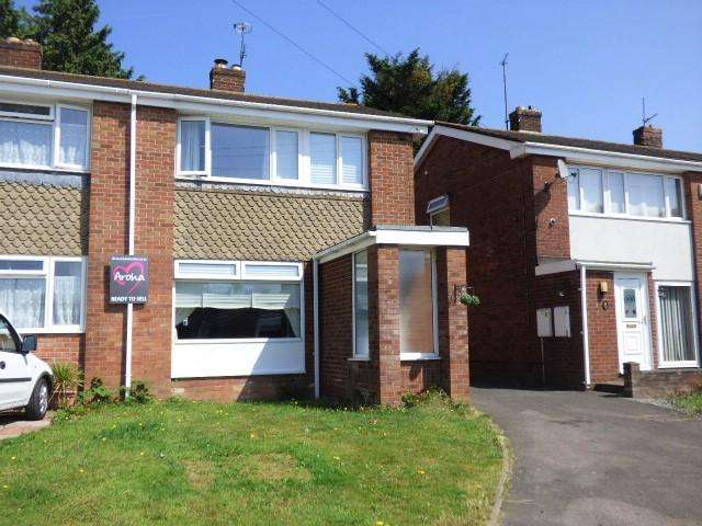 3 Bedrooms Semi Detached House for sale in Lakeside Avenue, Lydney GL15 5PY
