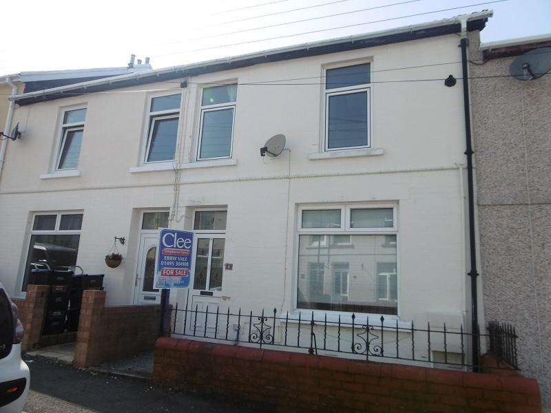 3 Bedrooms Terraced House for sale in David Street, Ebbw Vale, Blaenau Gwent.