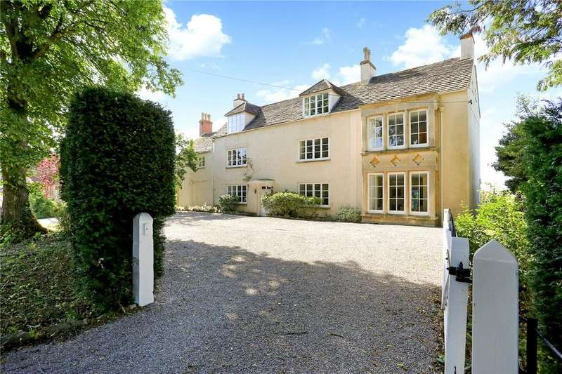 7 Bedrooms Unique Property for sale in Talbots End, Cromhall, Wotton-under-Edge, Gloucestershire, GL12