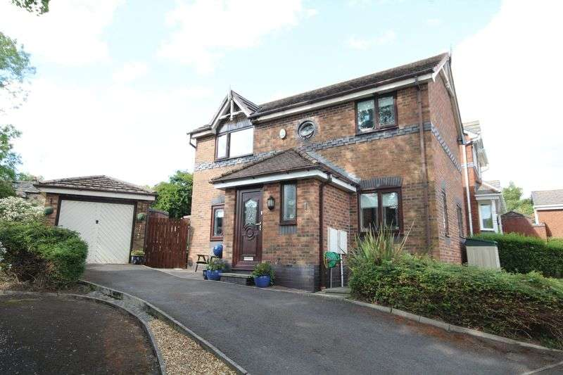 4 Bedrooms Property for sale in DOWNLEY CLOSE, Norden, Rochdale OL12 7GJ