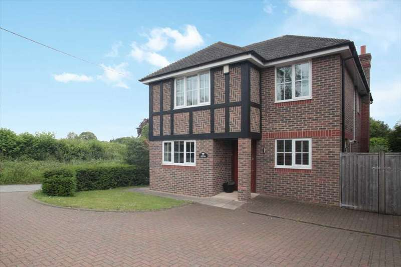 4 Bedrooms Detached House for sale in The Beeches, Upper Icknield Way, Princes Risborough