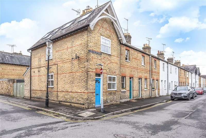 4 Bedrooms Terraced House for sale in Duke Street, Windsor, Berkshire, SL4