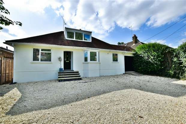 4 Bedrooms Detached House for sale in Kings Road, CHALFONT ST GILES, Buckinghamshire
