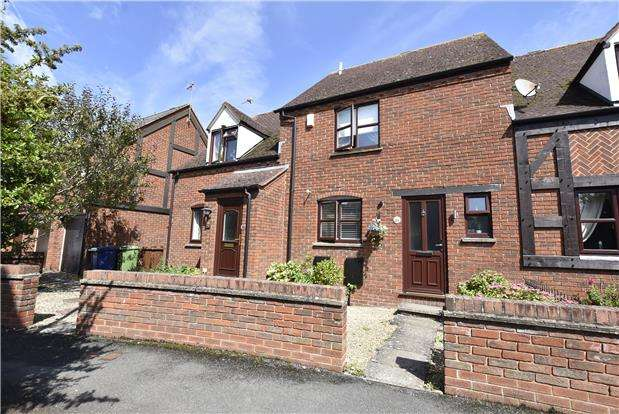 3 Bedrooms Terraced House for sale in Farriers Reach, Bishops Cleeve GL52