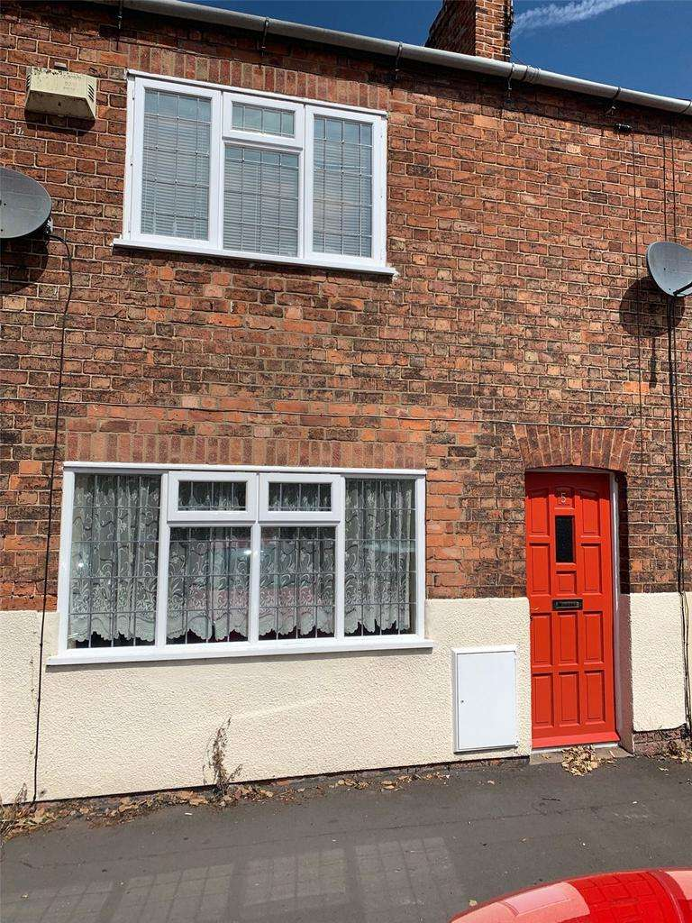 2 Bedrooms Terraced House for rent in Elizabeth Terrace, Bigby Road, Brigg, North Lincolnshire, DN20