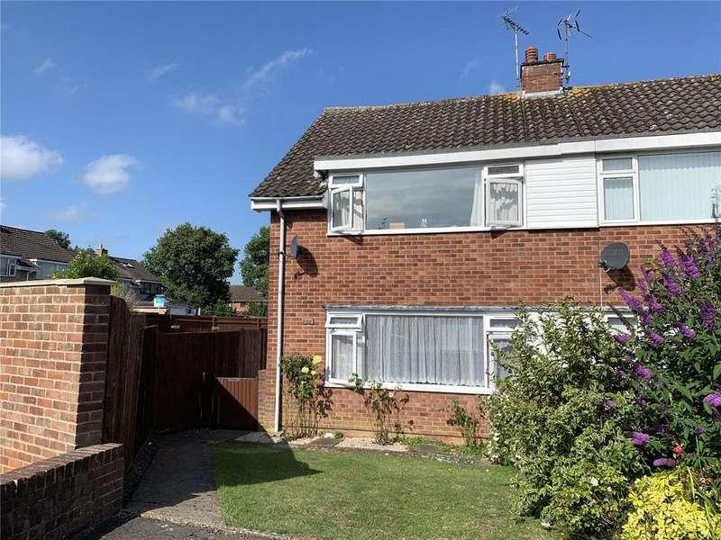3 Bedrooms Semi Detached House for sale in Abbotswood Road, Brockworth, Gloucester, GL3