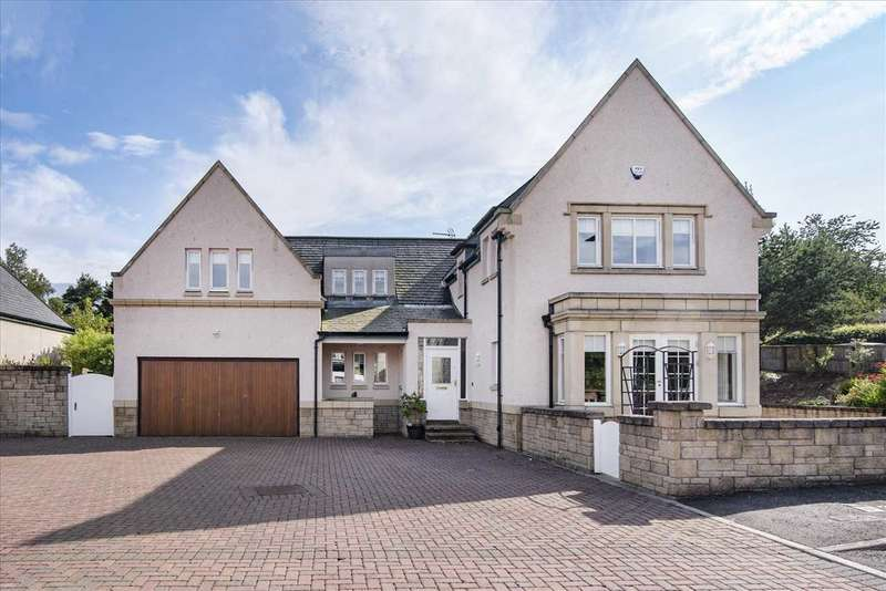 5 Bedrooms Detached House for sale in Michael Bruce Court, Forestmill
