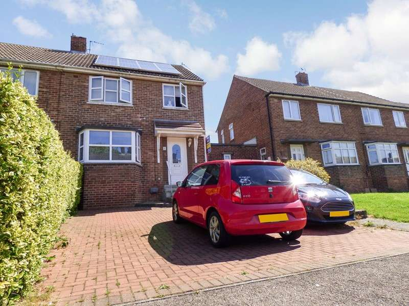 3 Bedrooms Property for sale in Meadow Road, Trimdon, Trimdon Station, Durham, TS29 6JN