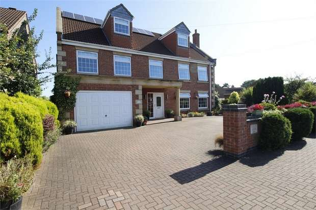 5 Bedrooms Detached House for sale in Ferry Road East, Barrow-upon-Humber, Lincolnshire