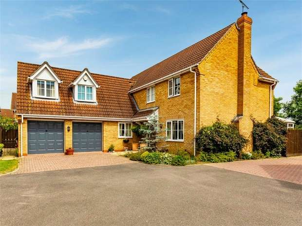 5 Bedrooms Detached House for sale in Ingamells Drive, Saxilby, Lincoln