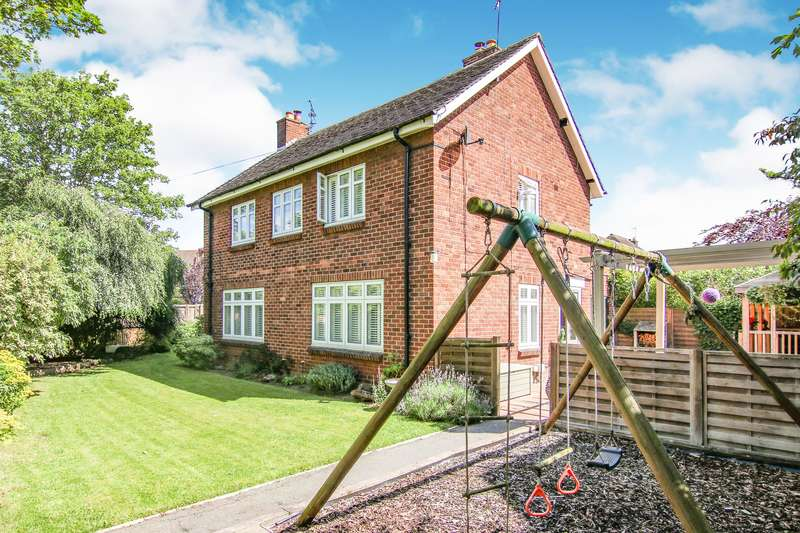 4 Bedrooms Detached House for rent in Selkirk Road, Chester