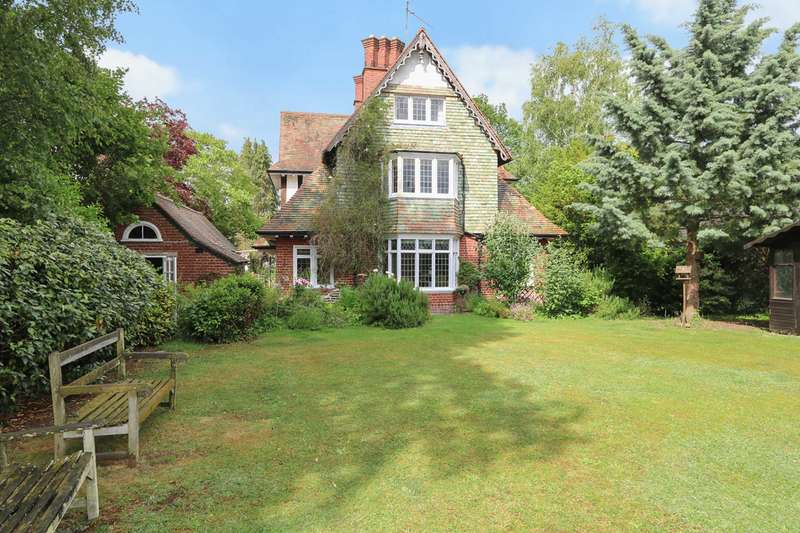 6 Bedrooms Detached House for sale in Clevedon Road, Tilehurst