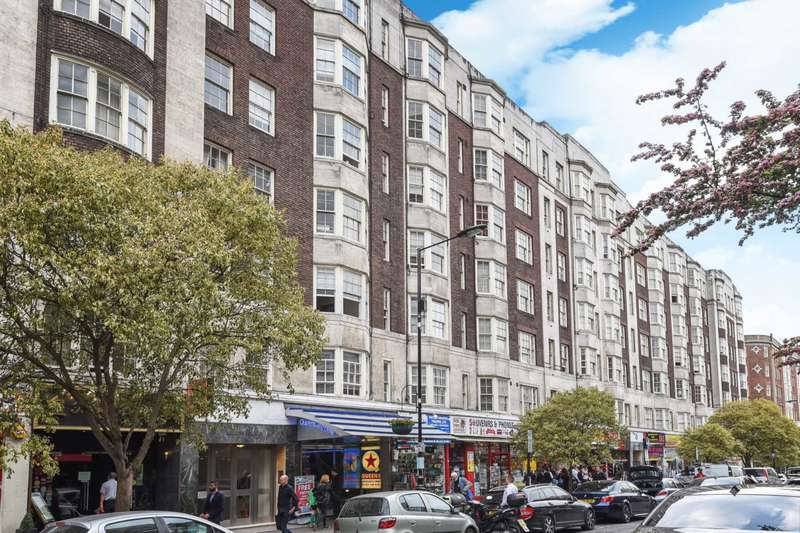 3 Bedrooms Flat for sale in Queensway, London