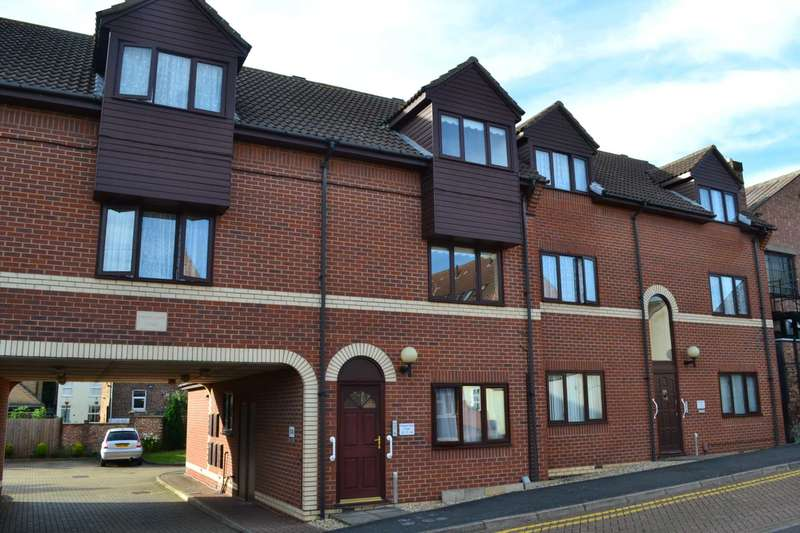2 Bedrooms Retirement Property for sale in St Pauls Close, Wisbech PE13