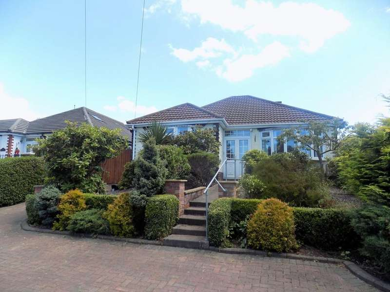 3 Bedrooms Detached Bungalow for sale in Chester Road, Sutton Weaver