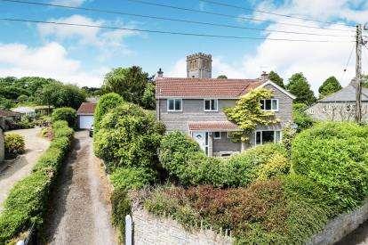 4 Bedrooms Detached House for sale in Kingsdon, Somerton, Somerset