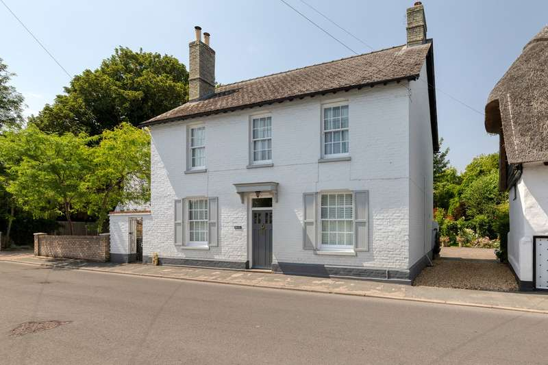 5 Bedrooms Detached House for sale in High Street, melbourn, SG8