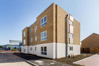 1 Bedroom Flat for sale in Milliners Place, Gatsby Court, Caleb Close, Luton