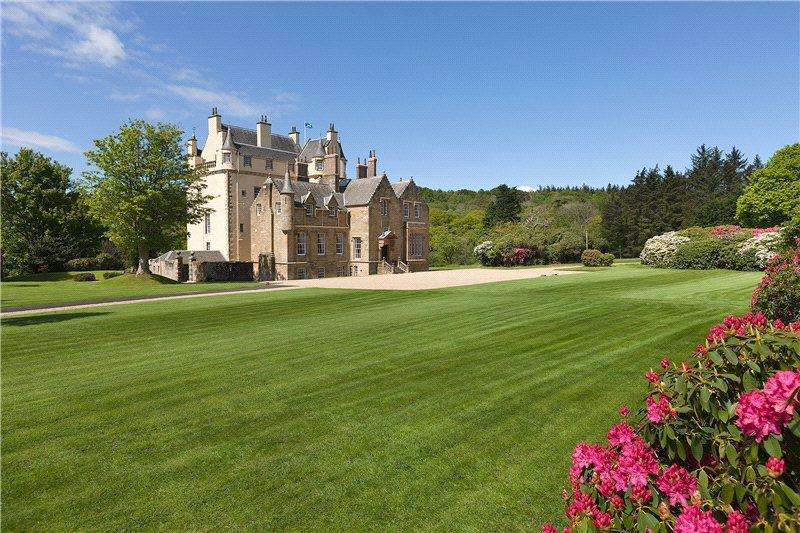 13 Bedrooms Equestrian Facility Character Property for sale in Cassillis Estate, Maybole, Ayrshire, KA19