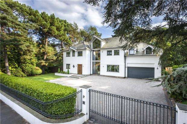 7 Bedrooms Detached House for sale in Canford Cliffs, Poole, Dorset, BH13