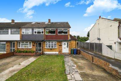 4 Bedrooms End Of Terrace House for sale in South Ockendon, Thurrock, Essex