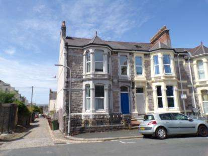 7 Bedrooms End Of Terrace House for sale in North Road East, Plymouth, Devon