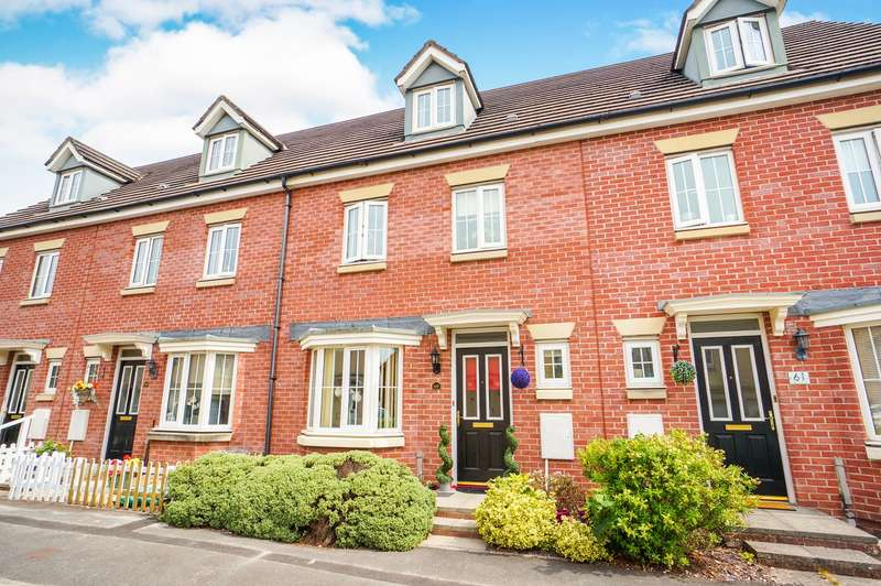 4 Bedrooms Terraced House for sale in Foundry Road, Risca, Newport, NP11