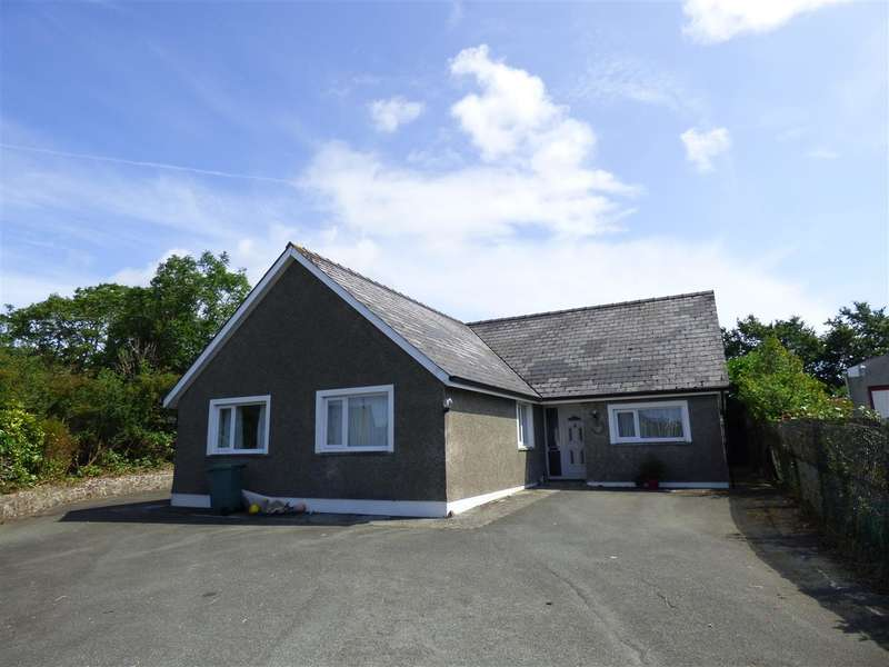 4 Bedrooms Bungalow for sale in Merridale, Snowdrop Lane, Haverfordwest
