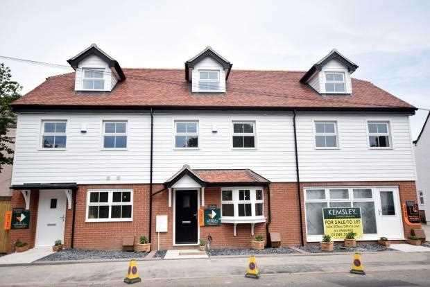 3 Bedrooms Terraced House for sale in Heather Cottage, High Street, Thorpe Le Soken