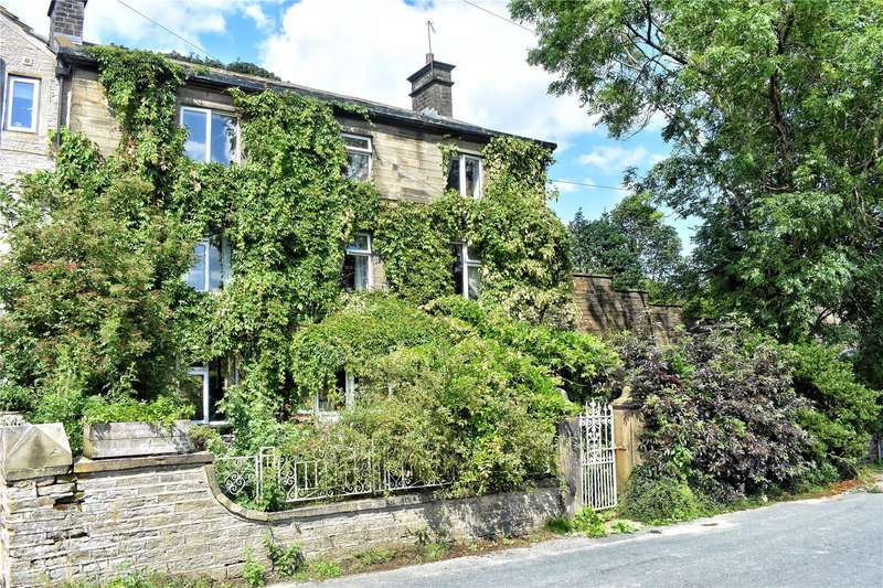4 Bedrooms Equestrian Facility Character Property for sale in Bank Top Lane, Holmbridge, Holmfirth, West Yorkshire, HD9