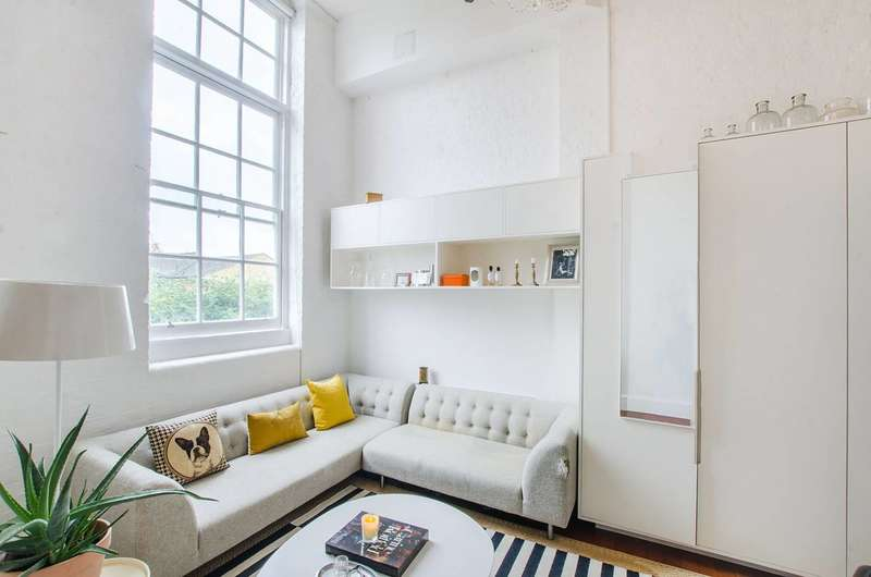 1 Bedroom Flat for sale in Pages Walk, London Bridge, SE1