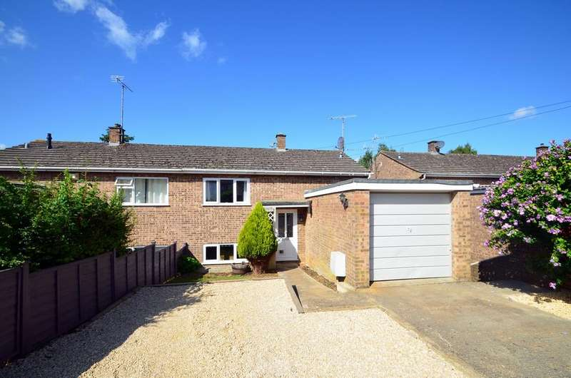 3 Bedrooms Semi Detached House for sale in Mill Farm Drive, Stroud, GL5