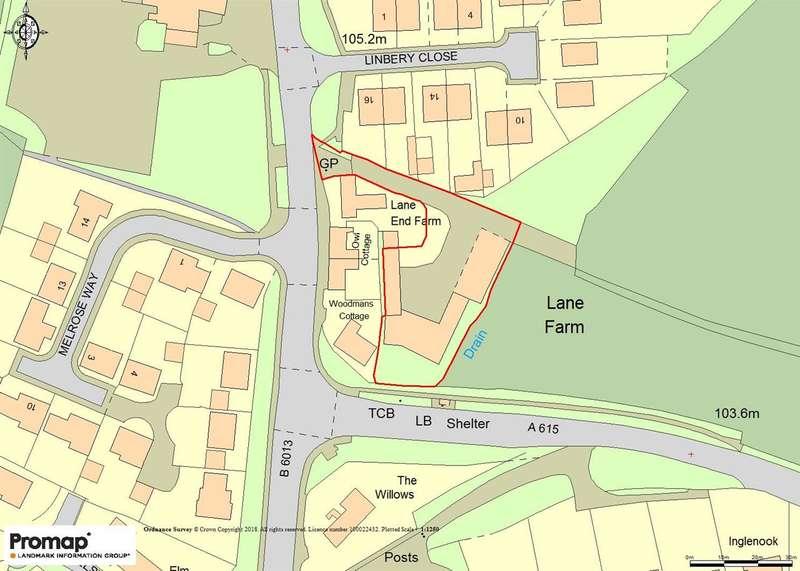 Plot Commercial for sale in Development, Lane End Farm, Four Lane Ends, Alfreton
