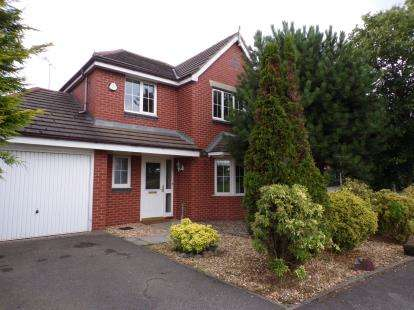4 Bedrooms Detached House for sale in Lotus Gardens, St. Helens, Merseyside