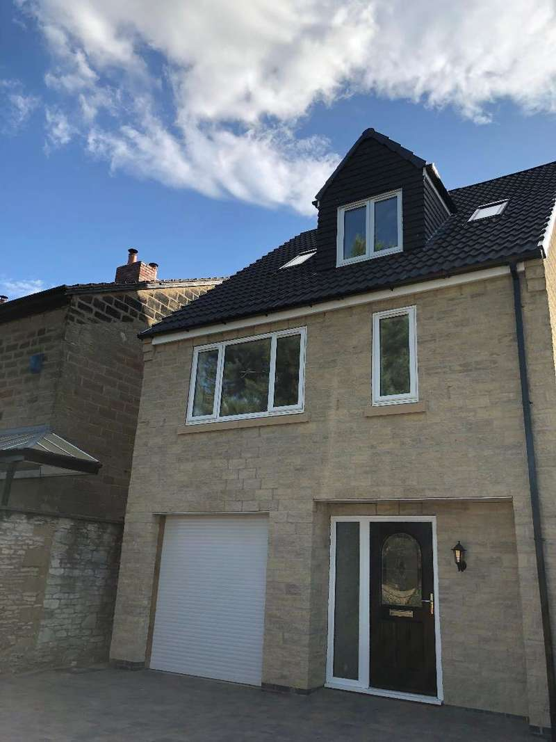 4 Bedrooms Detached House for sale in COBCROFT LANE CRIDLING STUBBS, WF11
