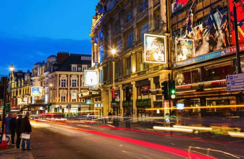 Retail Property (high Street) Commercial for rent in Shaftesbury Avenue, Soho