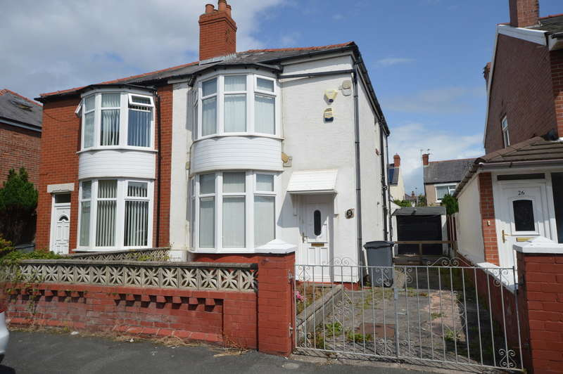 2 Bedrooms Semi Detached House for sale in Dunelt Road, South Shore