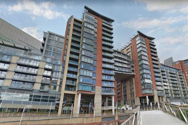 2 Bedrooms Apartment Flat for sale in Leftbank, Manchester, Greater Manchester, M3 3AG